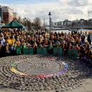 10th Anniversary, Human Rights & Poverty Stone, Dublin