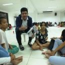 Discussion in small group